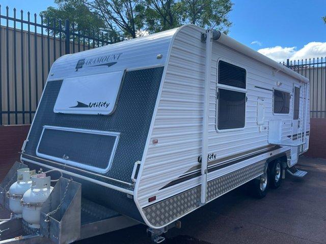Used Paramount Utility St James, 2009 Paramount Utility Caravan