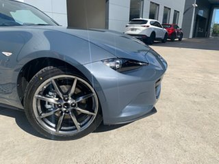 2021 Mazda MX-5 ND GT RF SKYACTIV-Drive Polymetal Grey 6 Speed Sports Automatic Targa.