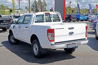 2020 Ford Ranger PX MkIII 2020.75MY XL White 6 Speed Sports Automatic Double Cab Pick Up.