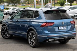 2021 Volkswagen Tiguan 5N MY21 162TSI Highline DSG 4MOTION Allspace Blue 7 Speed.