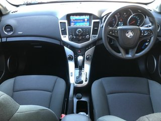 2015 Holden Cruze JH Series II MY15 Equipe Green 6 Speed Sports Automatic Sedan