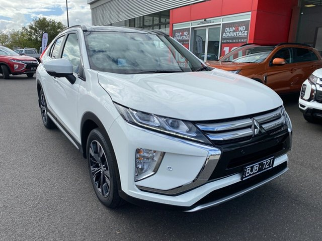 New Mitsubishi Eclipse Cross Essendon North, Exceed 2wd 1.5 Turbo Ptrl Cvt Wag