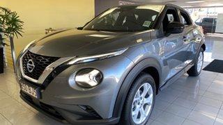 2020 Nissan Juke F16 ST+ DCT 2WD Gun Metallic 7 Speed Sports Automatic Dual Clutch Hatchback.