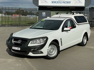 2013 Holden Ute VF MY14 Ute White 6 Speed Sports Automatic Utility.