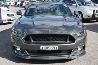 2016 Ford Mustang FM 2017MY GT Fastback Grey 6 Speed Manual Fastback.