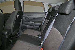 2016 Mitsubishi ASX XC MY17 LS 2WD Grey 6 Speed Constant Variable Wagon