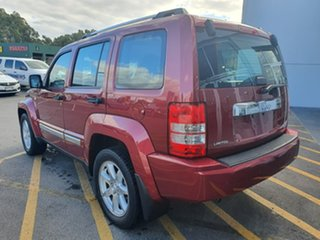 2012 Jeep Cherokee KK MY12 Limited 4x2 Maroon 4 Speed Automatic Wagon