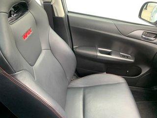 2013 Subaru Impreza G3 MY13 WRX AWD Silver 5 Speed Manual Sedan