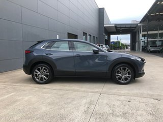 2021 Mazda CX-30 DM2W7A G20 SKYACTIV-Drive Astina Polymetal Grey 6 Speed Sports Automatic Wagon.