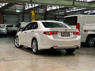 2009 Honda Accord Euro CU MY10 Luxury 5 Speed Automatic Sedan