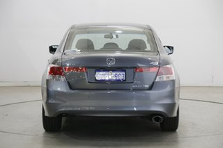 2009 Honda Accord 8th Gen 40th Anniversary Polished Metal 5 Speed Sports Automatic Sedan