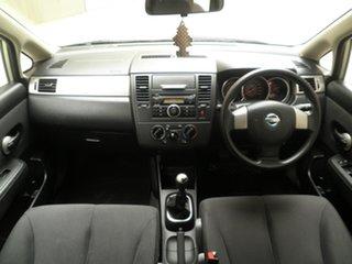 2006 Nissan Tiida C11 ST-L Moonstone 6 Speed Manual Hatchback