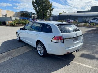 2009 Holden Commodore VE MY10 International Sportwagon White 6 Speed Sports Automatic Wagon