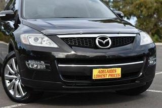 2008 Mazda CX-9 TB10A1 Luxury Black 6 Speed Sports Automatic Wagon
