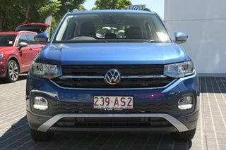 2020 Volkswagen T-Cross C1 MY21 85TSI DSG FWD Life Reef Blue Metallic 7 Speed