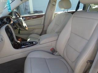 2005 Jaguar XJ8 XJ350 3.5 Zircon Blue 6 Speed Automatic Sedan