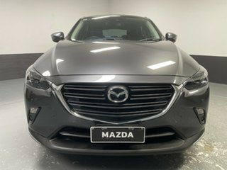 2020 Mazda CX-3 DK2W76 sTouring SKYACTIV-MT FWD Grey 6 Speed Manual Wagon.