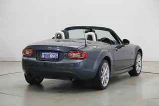 2011 Mazda MX-5 NC30F2 MY09 Roadster Coupe Grey 6 Speed Sports Automatic Hardtop