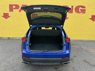 2018 Lexus NX AGZ15R NX300 AWD Sports Luxury Blue 6 Speed Sports Automatic Wagon