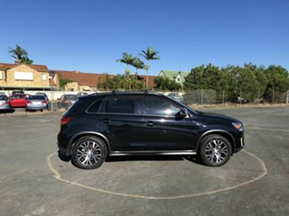2015 Mitsubishi ASX XB MY15.5 XLS Black 6 Speed Sports Automatic Wagon