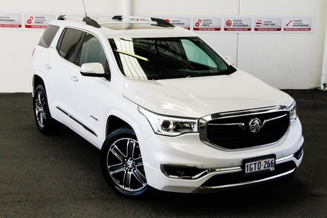 Pre-Owned Holden Acadia AC MY19 LTZ-V (2WD) Myaree, 2019 Holden Acadia AC MY19 LTZ-V (2WD) White 9 Speed Automatic Wagon