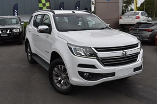 2017 Holden Trailblazer RG MY17 LTZ White 6 Speed Sports Automatic Wagon.