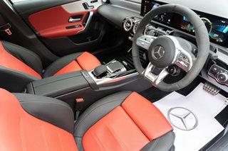 2020 Mercedes-Benz A-Class W177 800+050MY A45 AMG SPEEDSHIFT DCT 4MATIC+ S Mountain Grey 8 Speed.
