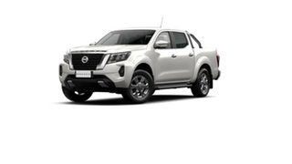 2021 Nissan Navara D23 MY21 ST White Pearl 6 Speed Manual Utility