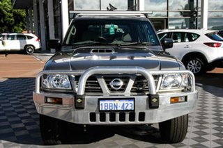 2001 Nissan Patrol GU II ST Gold 4 Speed Automatic Wagon