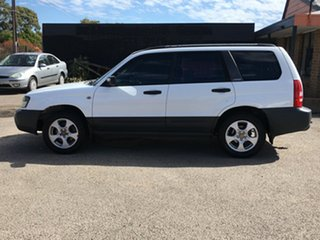 2004 Subaru Forester 79V MY04 XS AWD 5 Speed Manual Wagon