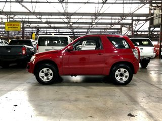 2013 Suzuki Grand Vitara JB MY13 Red 4 Speed Automatic Hardtop