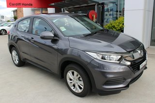 2021 Honda HR-V MY21 VTi Platinum White 1 Speed Constant Variable Hatchback