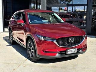 2021 Mazda CX-5 GT SKYACTIV-Drive i-ACTIV AWD Wagon.
