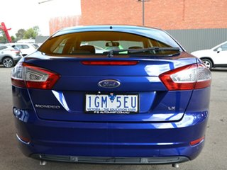 2014 Ford Mondeo MC LX Blue 6 Speed Sports Automatic Hatchback