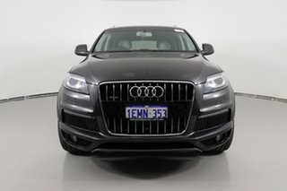 2014 Audi Q7 MY14 3.0 TDI Quattro Grey 8 Speed Automatic Tiptronic Wagon.