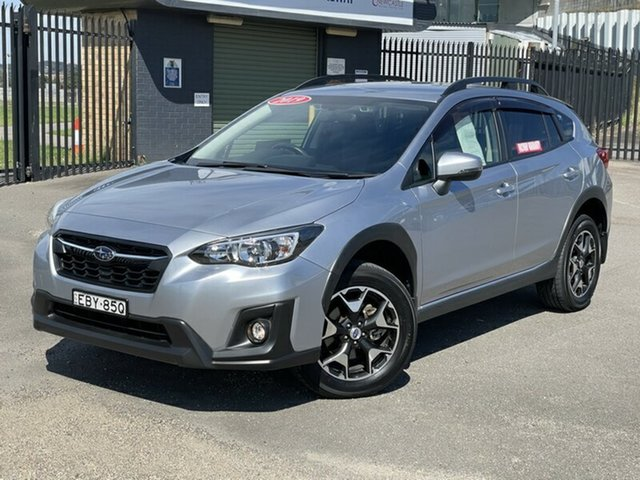 Used Subaru XV G5X MY19 2.0i-L Lineartronic AWD Newcastle, 2019 Subaru XV G5X MY19 2.0i-L Lineartronic AWD Silver 7 Speed Constant Variable Wagon