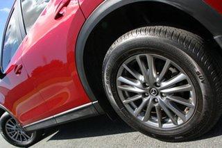 2018 Mazda CX-5 MY18 (KF Series 2) Maxx Sport (4x4) Soul Red 6 Speed Automatic Wagon
