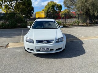 2009 Holden Commodore VE MY10 International Sportwagon White 6 Speed Sports Automatic Wagon.