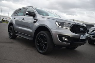 2019 Ford Everest UA II 2020.25MY Sport Silver 6 Speed Sports Automatic SUV