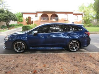 2017 Subaru Levorg V1 MY17 2.0 GT-S CVT AWD Blue 8 Speed Constant Variable Wagon