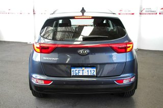 2017 Kia Sportage QL MY17 SI (FWD) Blue 6 Speed Automatic Wagon