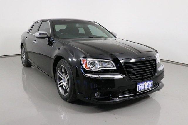 Used Chrysler 300C LE MY08 3.5 V6 Bentley, 2012 Chrysler 300C LE MY08 3.5 V6 Black 5 Speed Automatic Sedan