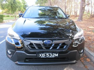 2021 Subaru XV G5X MY21 2.0i-S Lineartronic AWD Crystal Black 7 Speed Constant Variable Wagon