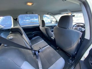 2011 Mitsubishi Outlander ZH MY11 LS White 6 Speed Constant Variable Wagon