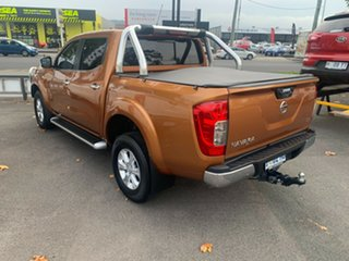 2019 Nissan Navara D23 S3 ST Gold 7 Speed Sports Automatic Utility.