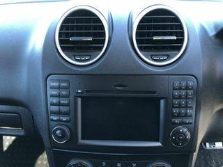 2009 Mercedes-Benz M-Class W164 MY10 ML300 CDI BlueEFFICIENCY Grey 7 Speed Sports Automatic Wagon