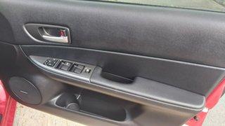 2007 Mazda 6 GG10R2 MZR-CD Red 6 Speed Manual Hatchback
