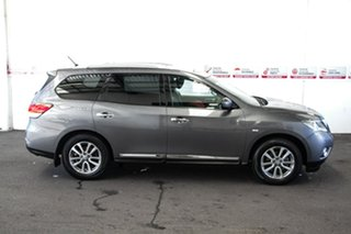 2016 Nissan Pathfinder R52 MY15 ST-L (4x4) Grey Continuous Variable Wagon