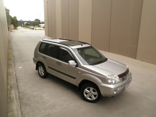 2007 Nissan X-Trail T30 II MY06 ST-S X-Treme Moonstone Silver 4 Speed Automatic Wagon