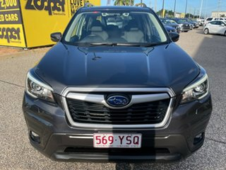 2018 Subaru Forester S4 MY18 2.5i-L CVT AWD Grey/280918 6 Speed Constant Variable Wagon